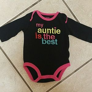 Carter's Onesie 🕺3 for $8 or $4 ea 💃